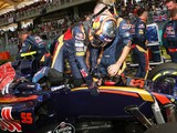 Toro Rosso's Sainz surprised Malaysian GP start not delayed