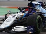 """Russell aiming for Russia F1 podium with """"slippery"""" Williams"""