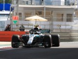 Valtteri Bottas Tops Second Friday Practice at Yas Marina