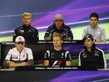 Mexican Grand Prix FIA Thursday press conference full transcript