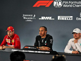 Post-race press conference: Mexico