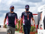 Racing Point boss happy with 'contracted drivers'