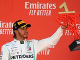 Lewis Hamilton inspired to Spanish GP win by message from terminally ill fan