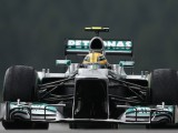 Hamilton snatches pole during frenzied session