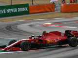 Leclerc explains Spain seat belt drama