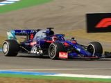"""Daniil Kvyat: """"I don't think there was much more I could have done"""""""