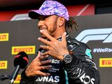 Hamilton credits fan power as tables turn for Mercedes