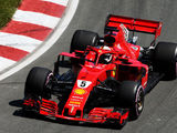 FP3: Vettel top as Mercedes find some pace