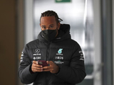 Hamilton reveals acupuncture recovery after Verstappen clash