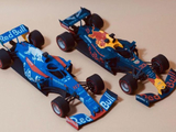 Build your own Formula 1 cars