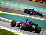 Toro Rosso explains part in Renault row during Brazilian GP weekend