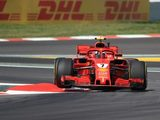 "Kimi Raikkonen: ""Nothing To Lose"" After Q3 Mistake"