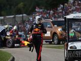 "Renault F1 engine failures ""difficult to accept"" - Verstappen"
