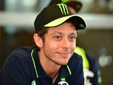 Rossi reflects on driving Hamilton's car