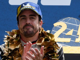 Alonso jaw-break accident took place outside a Lidl supermarket