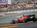 Sector three 'more than an Achilles' Heel' for Ferrari - Vettel