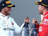 Hamilton-Merc discussed Ferrari move