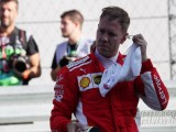 F1 drivers back 'over-performing' Vettel after mistakes