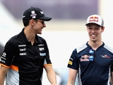 F1 drivers sympathise with axed Kvyat