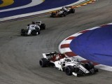 Frederic Vasseur Pleased with Sauber's Return to the Points in Singapore