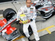 Lewis Hamilton's first F1 test