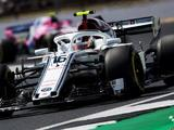 Charles Leclerc: Sauber was on course to top F1's midfield battle at Silverstone