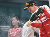 Vettel hails 'fantastic' first season at Ferrari