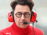 Binotto concedes Ferrari changed plans on Vettel