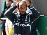 Hamilton: Discussing new Merc contract 'awkward'