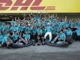 Mercedes' F1 domination 'worth £4.5billion'