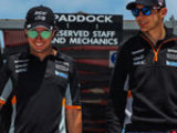 Perez, Ocon reminded of conduct