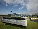 Mercedes F1 engine facility repurposed for ventilator production