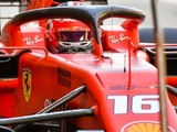 Ferrari starts 2020 18-inch F1 runs as Pirelli's test plan revealed
