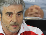 Arrivabene says Ferrari's downforce has barely improved since Spain