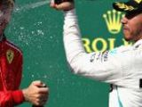 Hamilton wins in Hungary ahead of Vettel