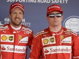 Sebastian Vettel Believes Raikkonen Worthy of Better Results