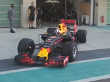 Gasly completes 277 laps at Abu Dhabi 2017 tyre test
