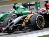Lotus, Caterham not behind on payments