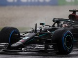 "Wolff: Hamilton's wet Styrian GP pole lap ""not from this world"""