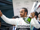 The Rest Was History After Strong Start In China – Lewis Hamilton
