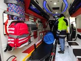 Ferrari donate ambulance to Modena hospital