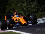 McLaren hands Norris FP1 outing in Alonso's car