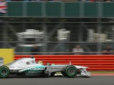 FP2: Rosberg fastest in drying conditions