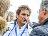 Ex-F1 driver Alex Zanardi in hospital after 'serious' handbike crash