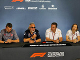 British GP: Friday Press Conference