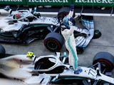 Japanese Grand Prix: Bottas wins as Mercedes seals constructors'