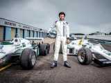Jenson Button & Guy Martin to race classic Williams' at British GP