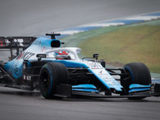 """""""There was a chance for more"""" from wet Hockenheim – George Russell"""