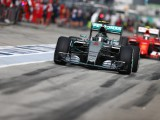 Wolff 'worried' by Ferrari turn of pace