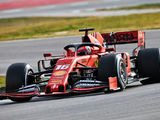 Leclerc fastest for Ferrari at midday